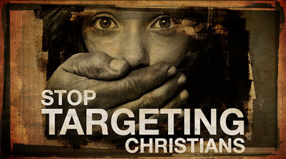 Stop The Persecution Of Christians