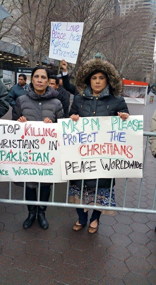 Stop the persecution of christians christians the most persecuted